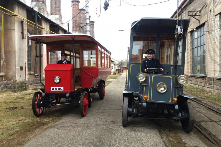 Unikátní zakázka pro trolejbusové muzeum Sandtoft