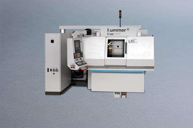 CNC soustruhy Kummer